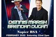Dennis Marsh & Brendan Dugan