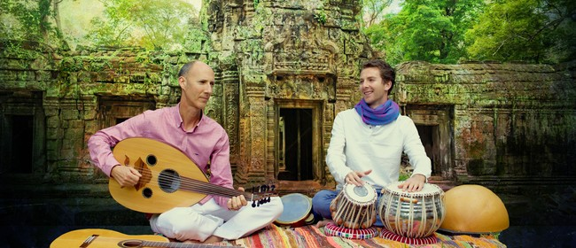 Mystical World Music With Monk Party