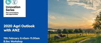 2020 Agri Outlook with ANZ