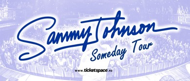 Sammy J - Someday Tour