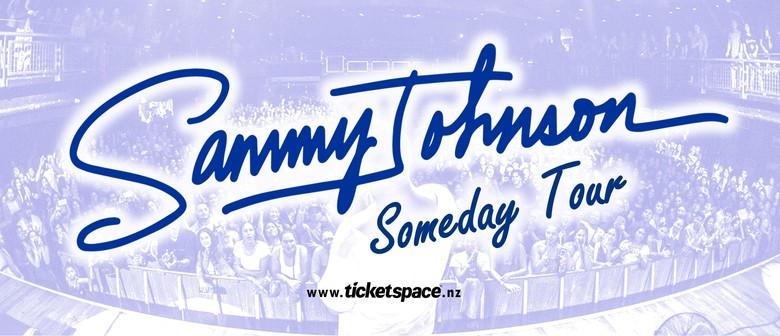 Sammy J - Someday Tour