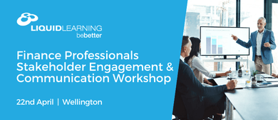 Finance Professionals Stakeholder Engagement & Communication