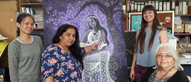 Art Studio Exploration for Adults