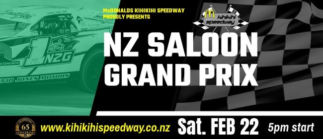 New Zealand Saloon Grand Prix
