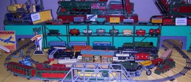 Meccano Models, Trains & Toys Display: CANCELLED