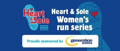 Heart and Sole run series - Event 1