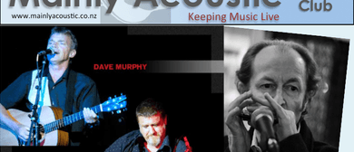 Big Blues Night with Red Saloon Duo & Terry Casey