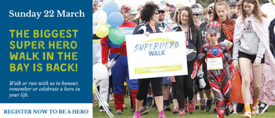 Super Hero Walk / Run