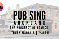 Pub Sing - The Prospect of Howick