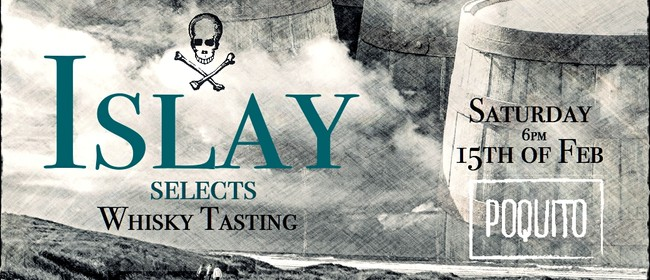 Islay Selects -Whisky Tasting