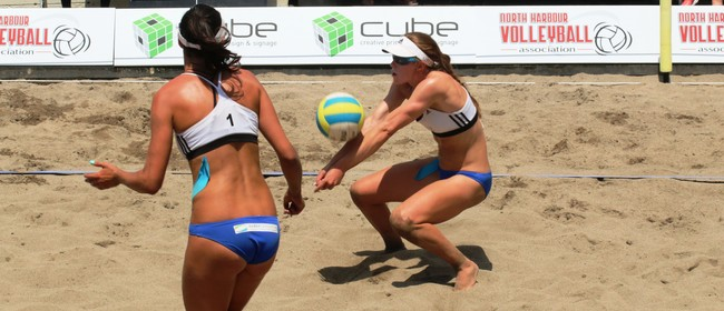North Harbour Beach Volleyball Open