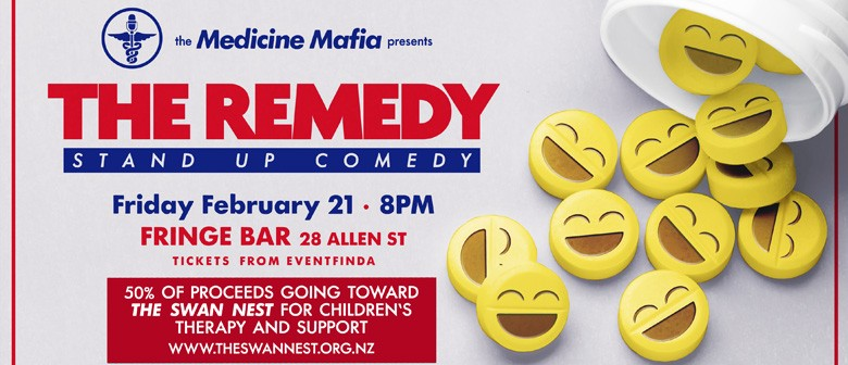The Remedy Comedy Show, with Michele A'Court