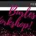 Burlesque Dance Workshop!