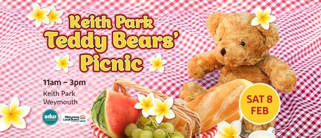 Keith Park Teddy Bears Picnic