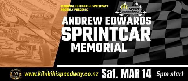 Andrew Edwards Sprintcar Memorial