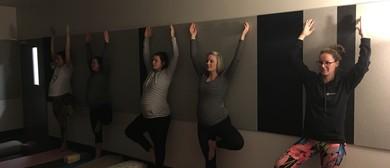 Pregnancy Yoga with Marina Locke