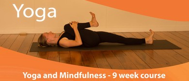 Yoga and Mindfulness - 9 Week Course