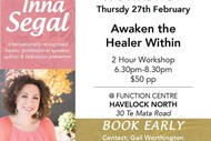 Inna Segal - Awaken the Healer Within Workshop