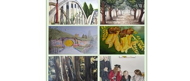 The Waikato Watercolourists Exhibition