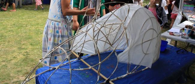 REACT Lantern Making Workshops - Festival of Cultures