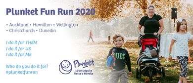 The Wellington Plunket Fun Run
