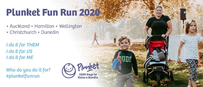 The Wellington Plunket Fun Run