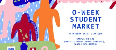 Massey Student Market Day