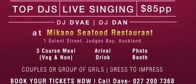 Valentines Bollywood Dinner & Dance Night 2020