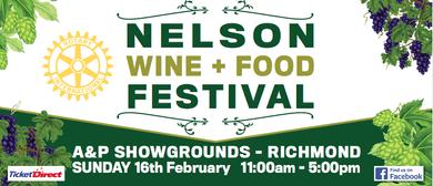 Nelson Wine & Food Festival 2020