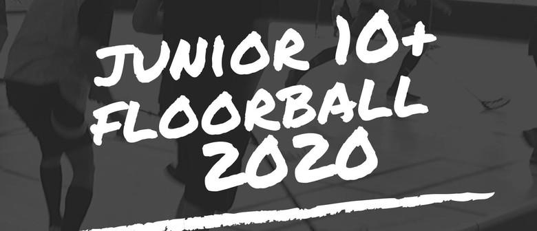 Junior Floorball - Have a Go Days