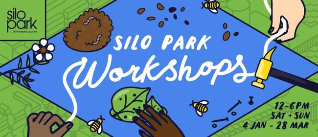 Silo Park Workshop with For the Love of Bees