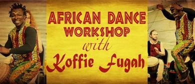 Dances of Africa: Koffie Fugah