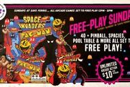 Free Play Sundays