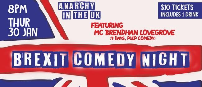 Brexit Comedy Night