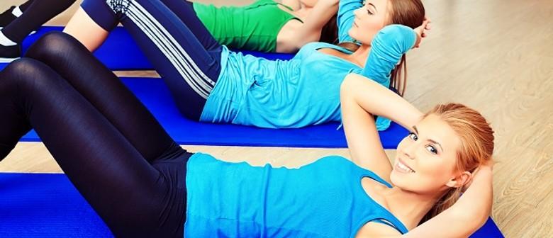 Pilates Mat Class: POSTPONED