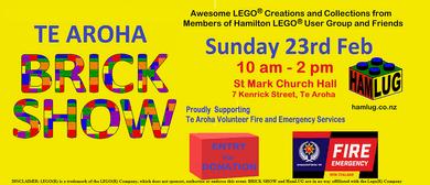 Te Aroha Brick Show