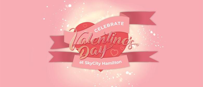 Celebrate Valentine's at SkyCity Hamilton