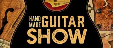 Wellington Handmade Guitar Show