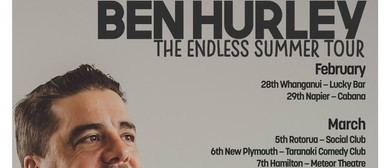 Ben Hurley The Endless Summer Tour