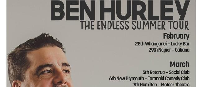Ben Hurley The Endless Summer Tour