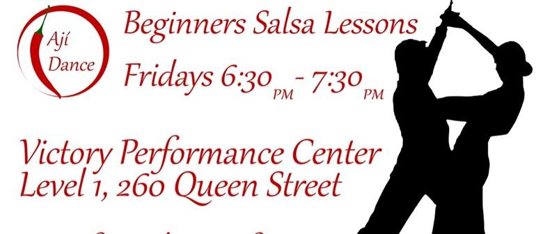 Beginners Salsa Lessons