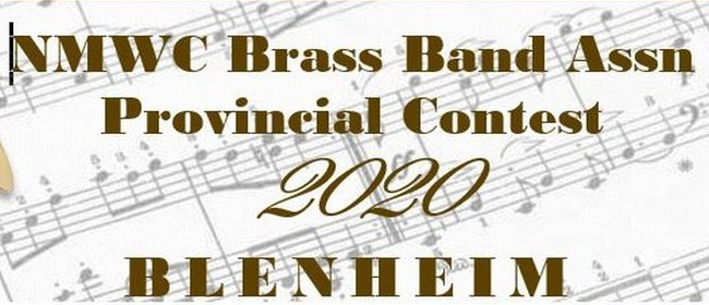 NMWC Brass Band Provincial Contest: CANCELLED