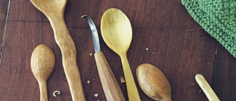 Spoon-carving: Rekindle