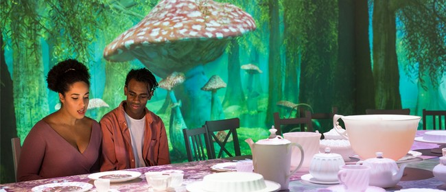 Join the Alice in Wonderland Quiz: CANCELLED