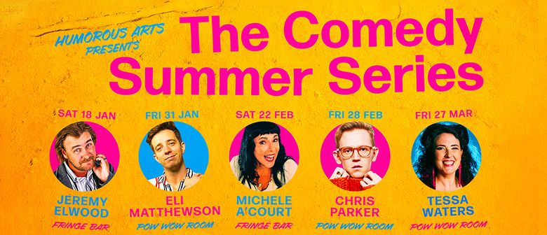 Comedy Summer Series