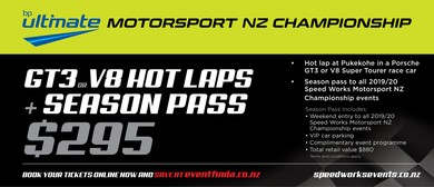 Speed Works Hot lap and Season Membership 2019-20