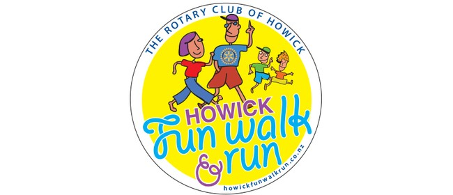 Howick Fun Walk and Run