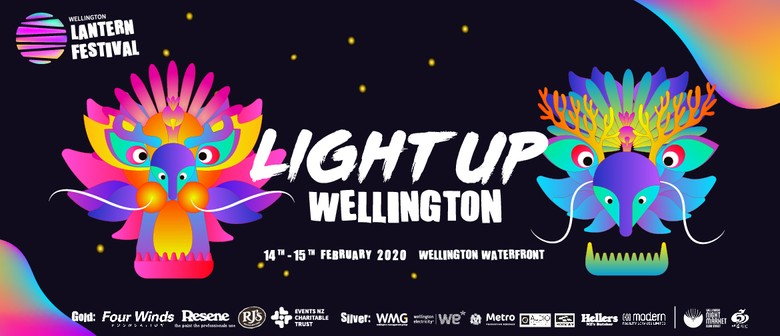 Wellington Lantern Festival 2020