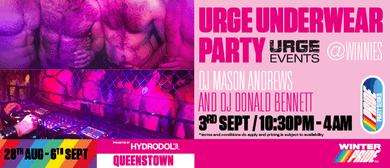 The Urge Underwear Party