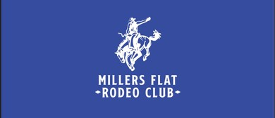Millers Flat National Rodeo 2020 Ceremony